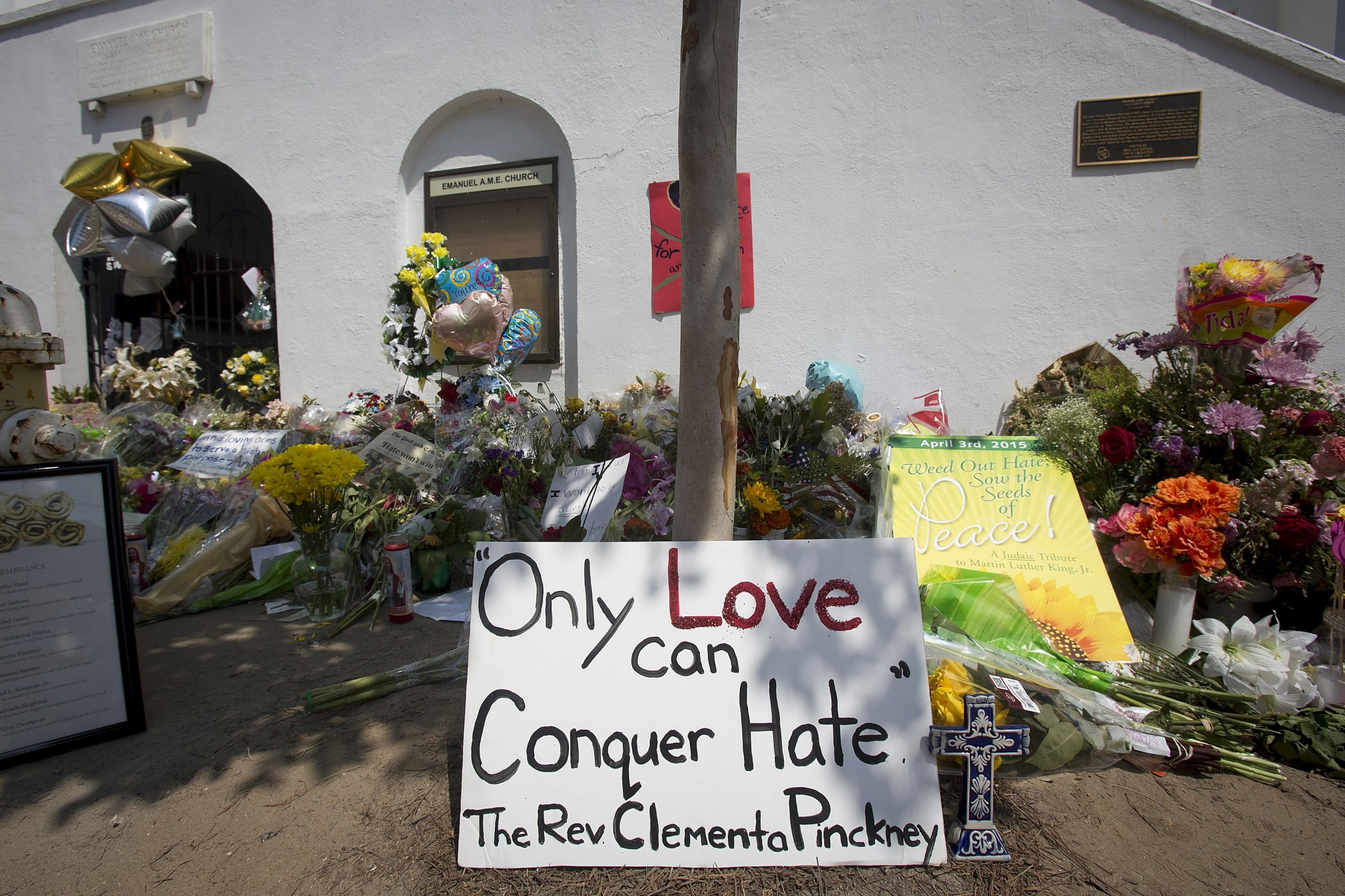 Dylann Roof Indicted on Three Additional Murder Charges in