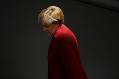 Open letter to Angela Merkel