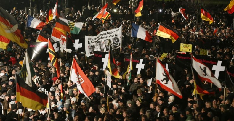 Pegida to start political party