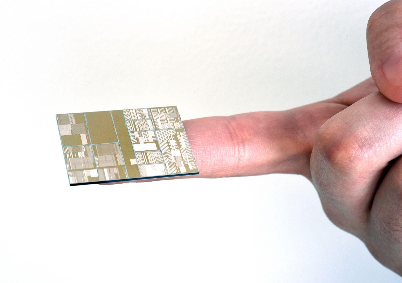 World's smallest nano chips
