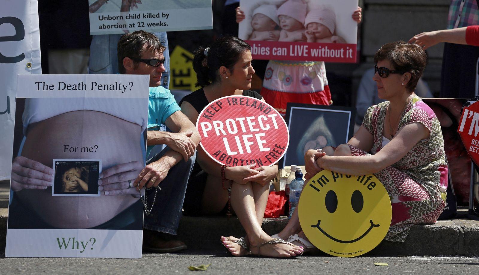 Amnesty International abortion poll in Ireland
