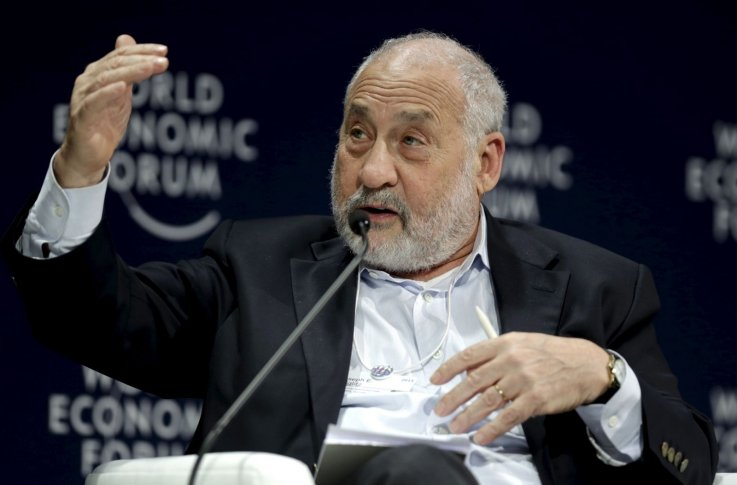 Stiglitz says US should help Greece