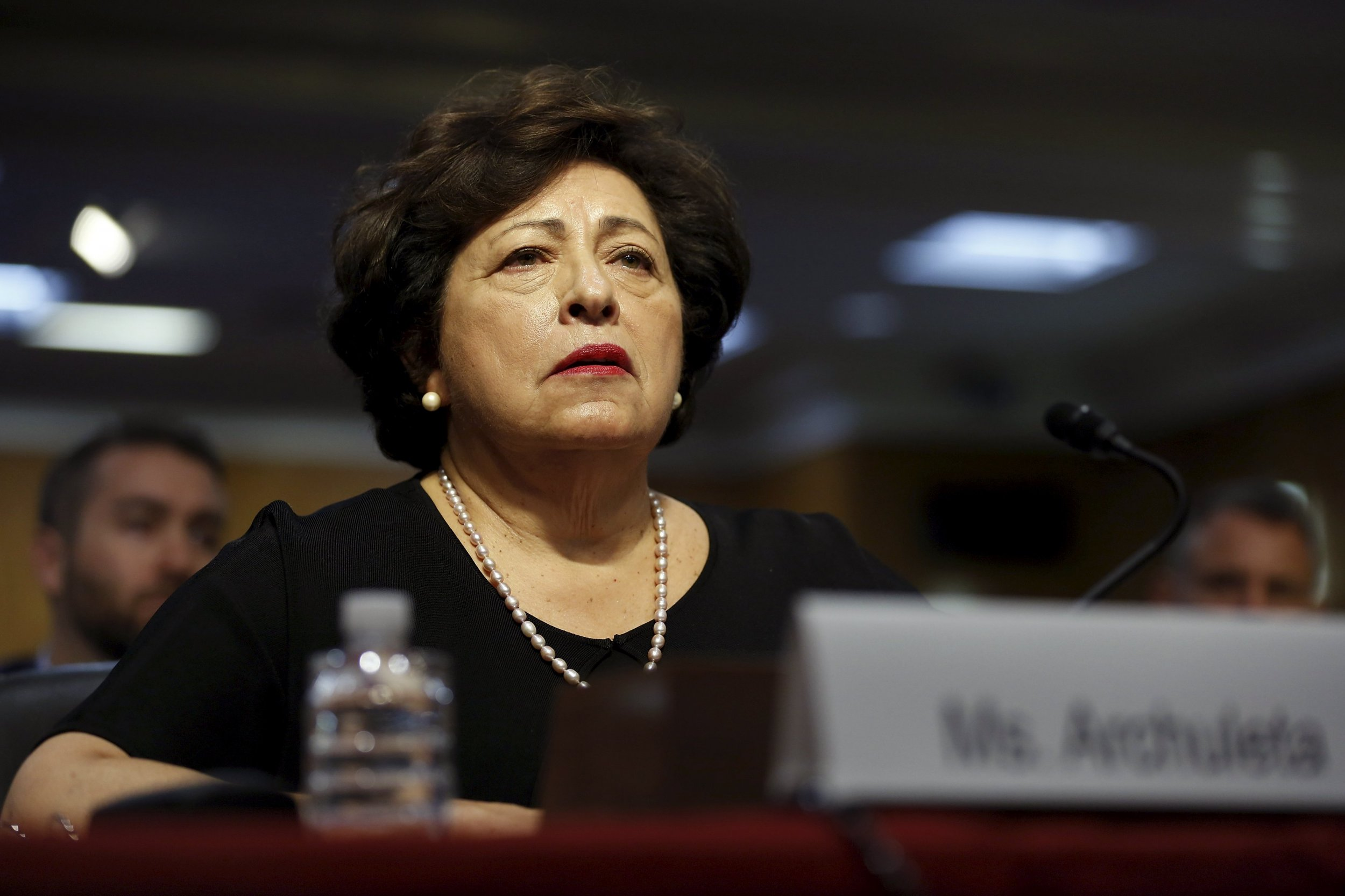 OPM Director Katherine Archuleta Resigns After Massive Hack
