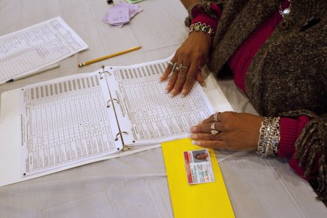 Voter ID laws and politics