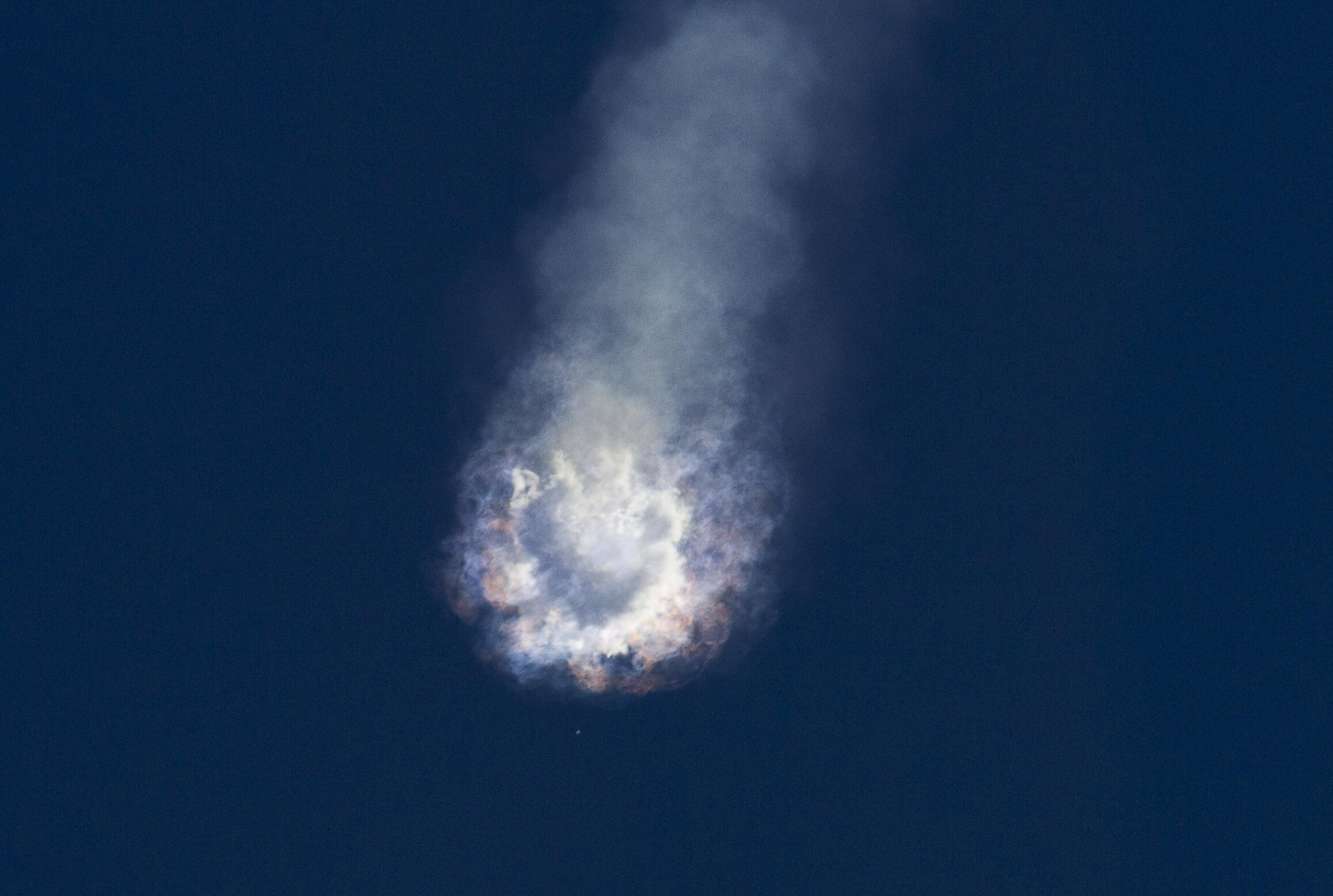 quora question what happened to the crs 7 spacex falcon 9 launch on june 28 2015