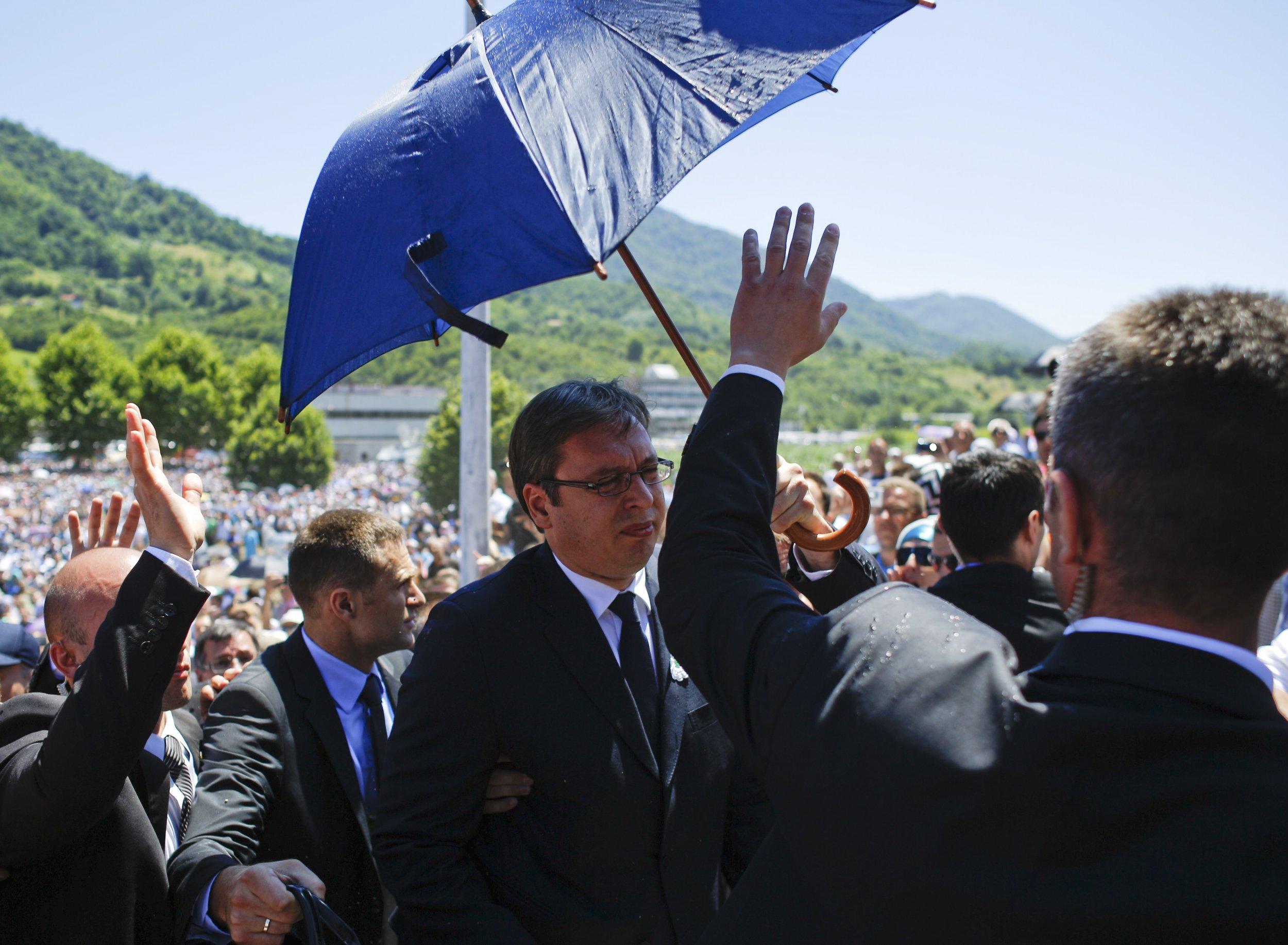 serbia premier