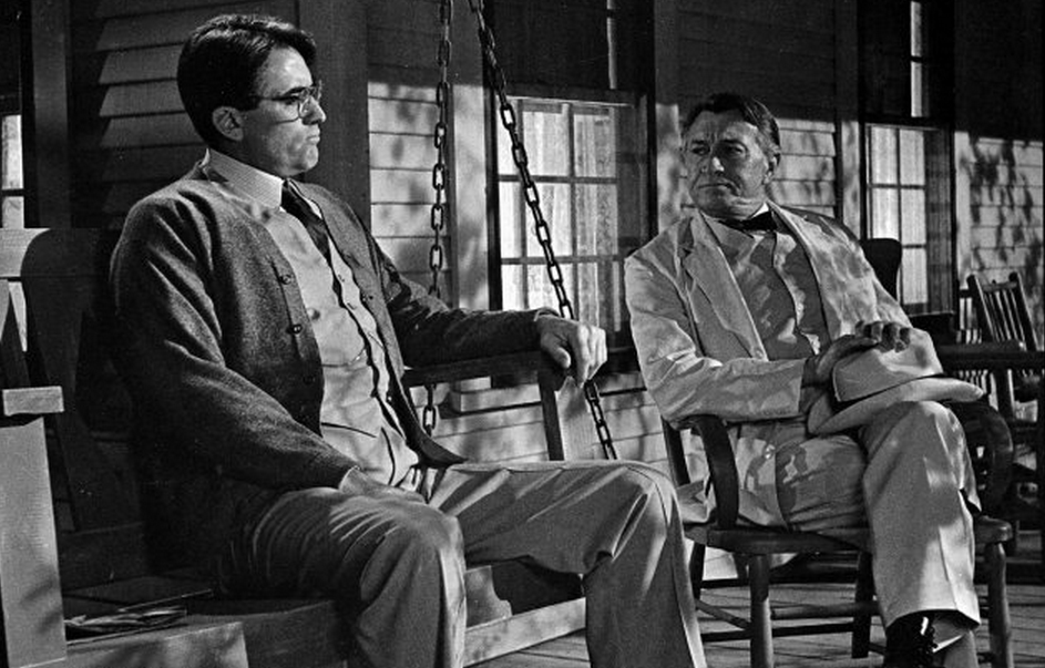 the mentioning of the ku klux klan in harper lees to kill a mockingbird Harper lee's first published novel, to kill a mockingbird, was released at exactly the right time, 1960, the year john f kennedy was elected president and the beginning of the decade in which .