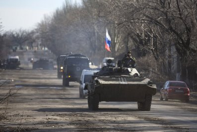 Record number Russian troops on border