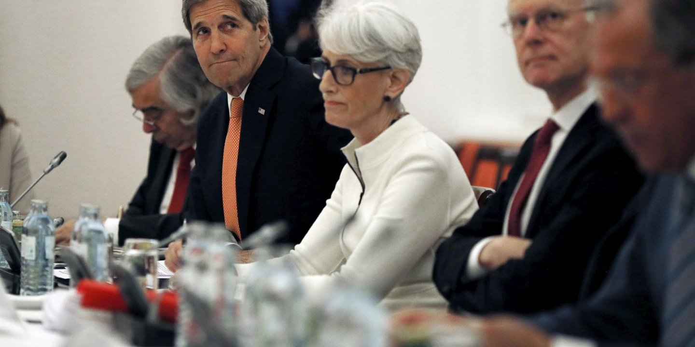 Kerry Israel Iran