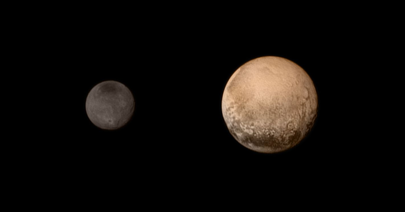 flyby spacecraft and pluto - photo #20