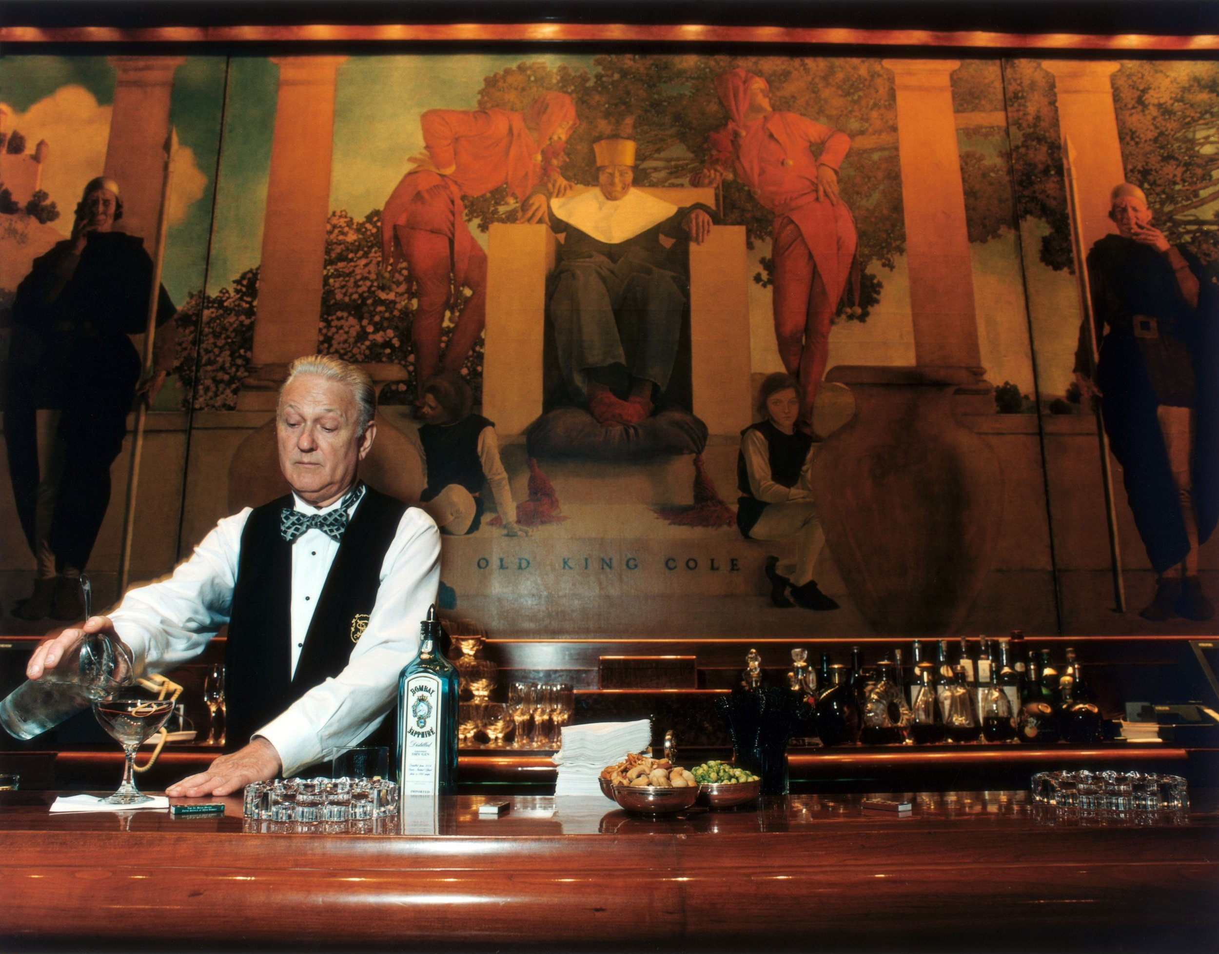 The Magic Of New York Hotel Bars