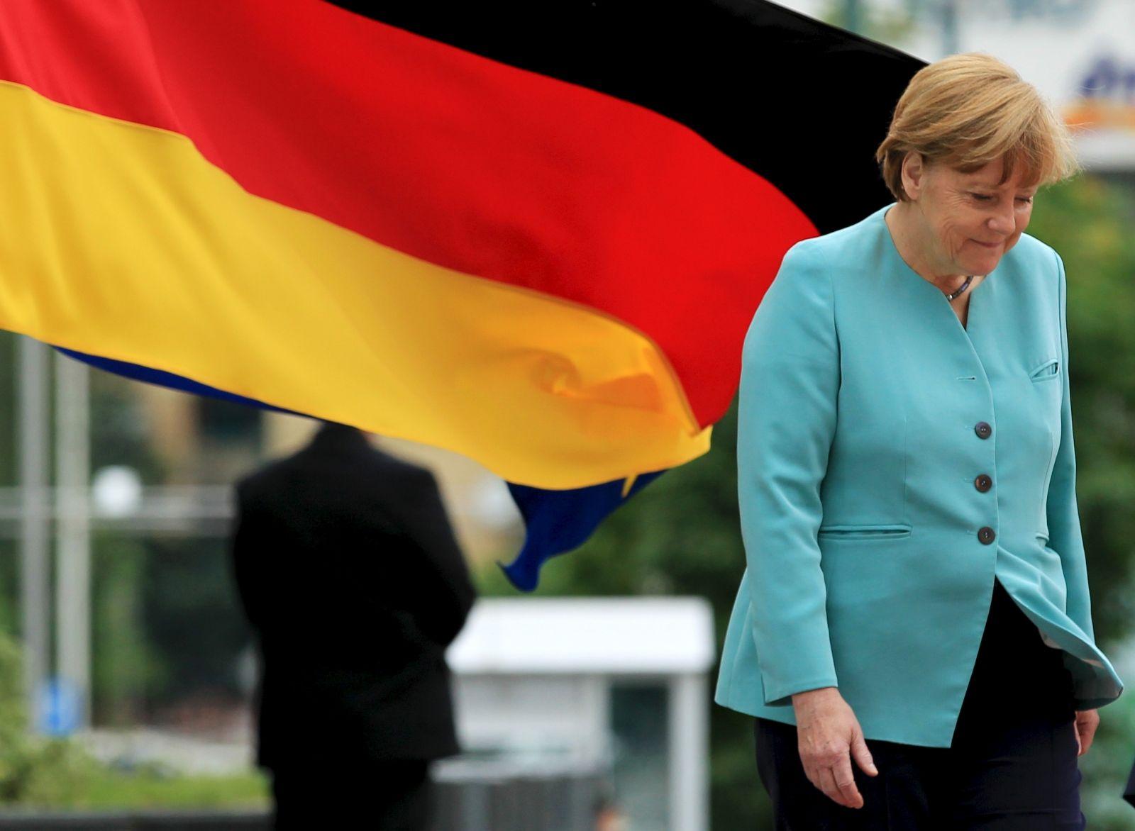 German media backlash over Greece