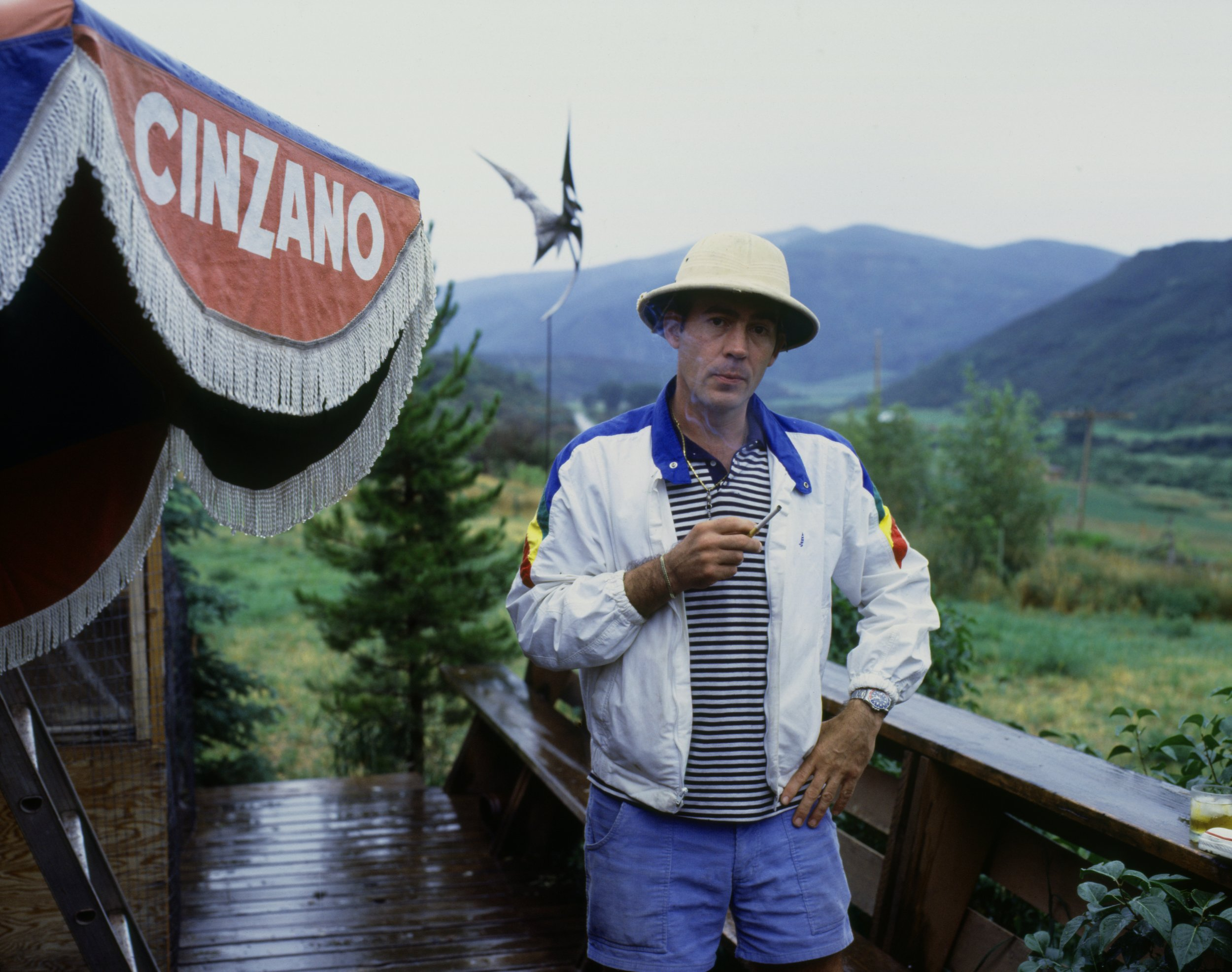 Soon You Too Can Tour Hunter S. Thompson's House
