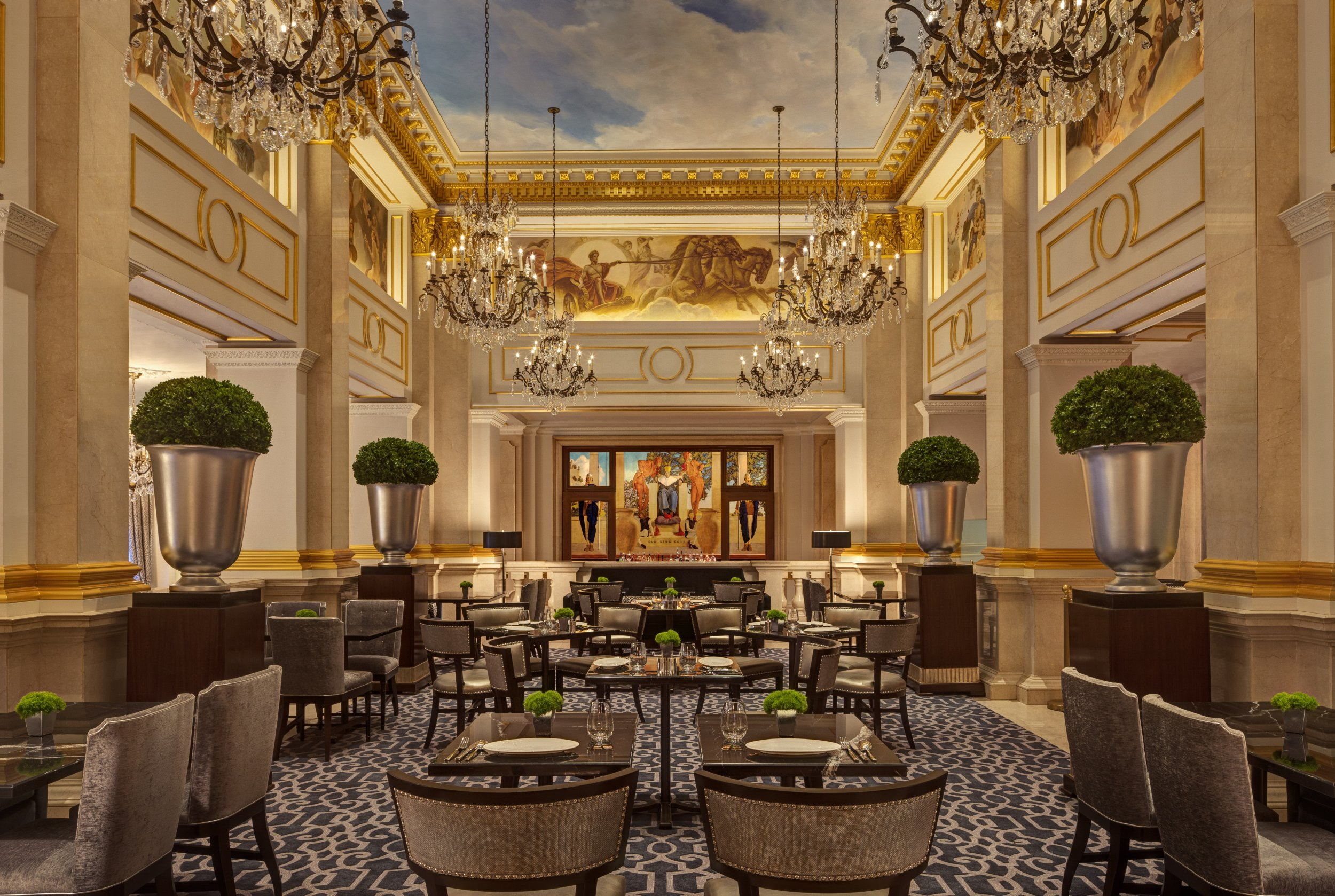 A guide to new york city s top hotel bars for Top luxury hotels nyc