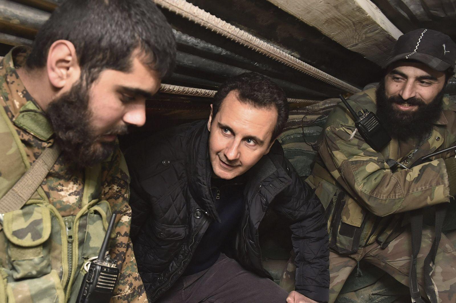 Assad Israel Syria Assassinate Commander