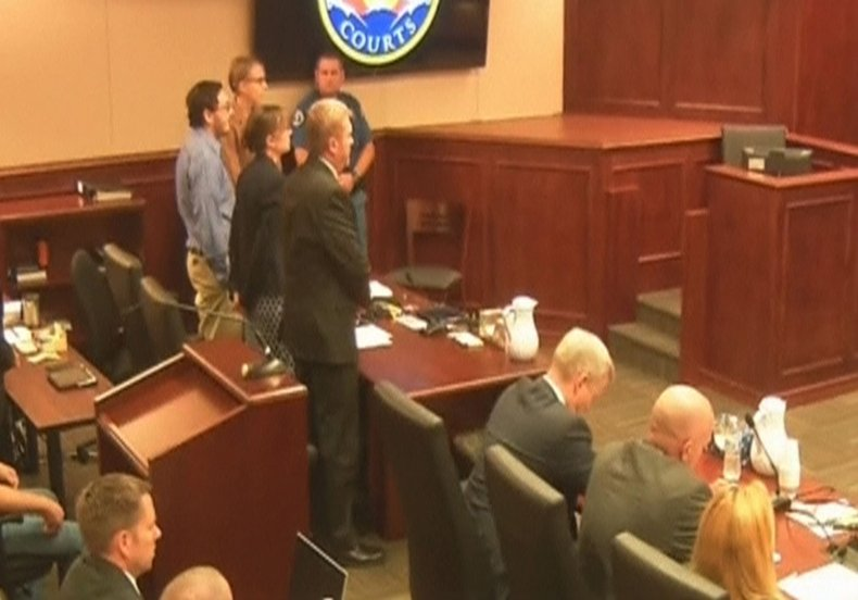 James Holmes found guilty in Colorado theater shooting.