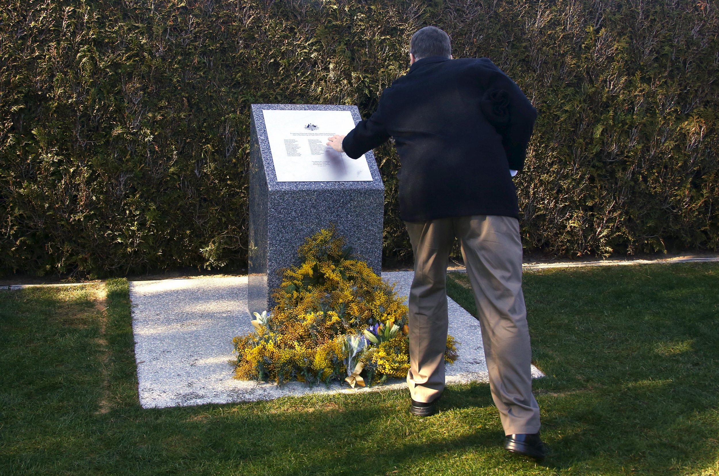 MH17 Memorial