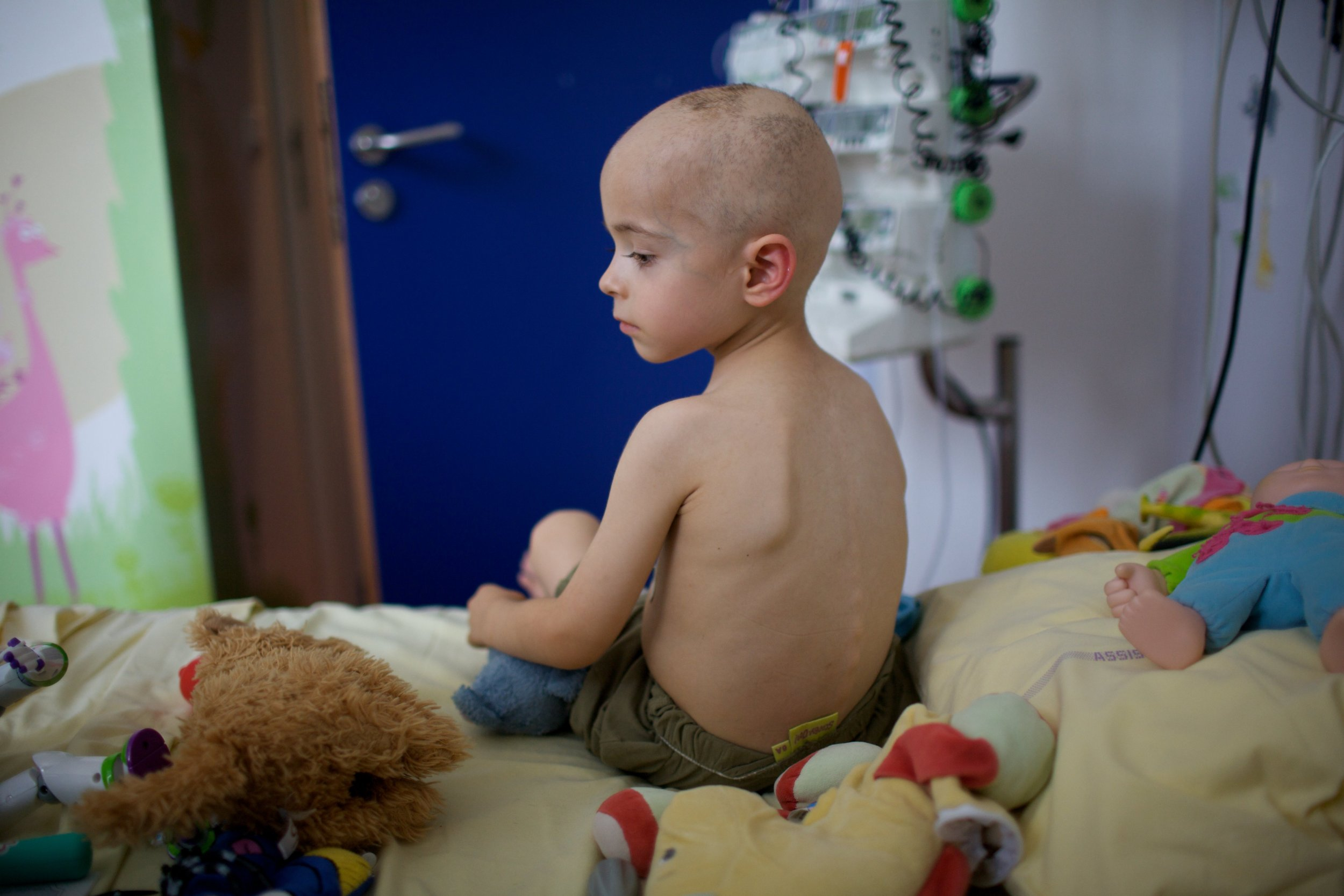 Children S Cancer Is Unprofitable And Ignored