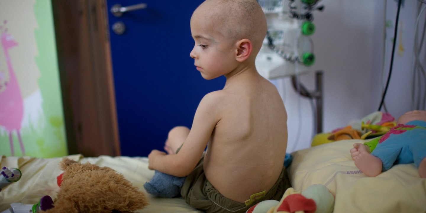 6f516681231 Children's Cancer Is Unprofitable and Ignored