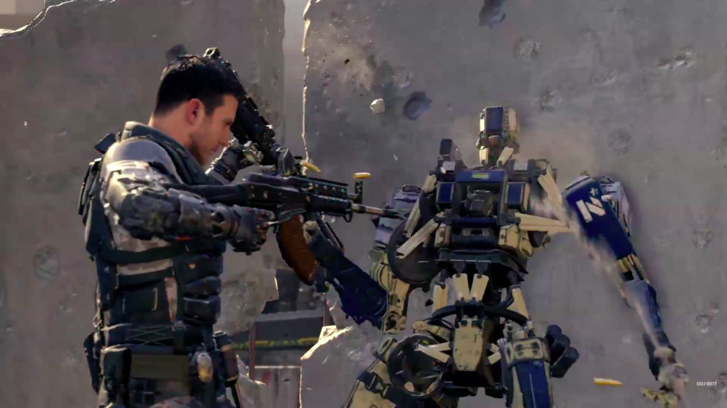 Call of Duty: Black Ops 3 Preview