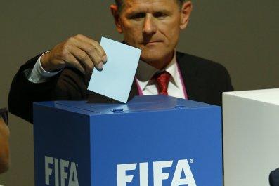 FIFA voting