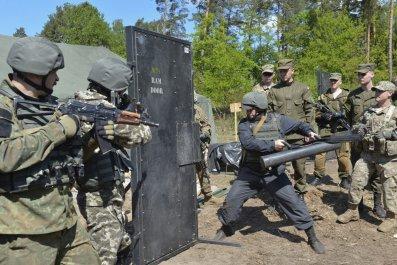 US Ukraine joint exercise