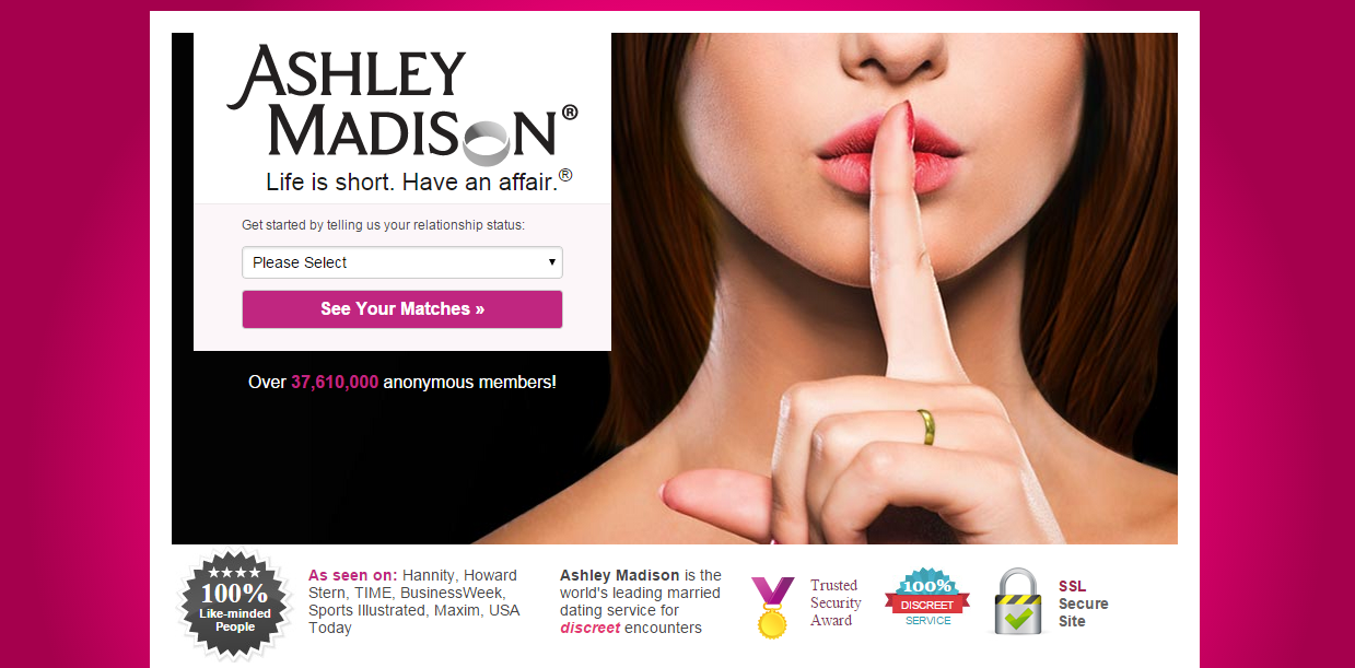 security experts after ashleymadison com hack your data is at risk