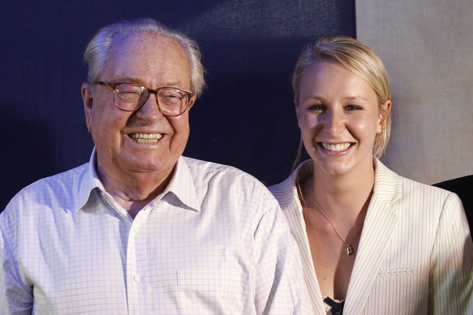 Marion LePen says Jean-Marie must keep word