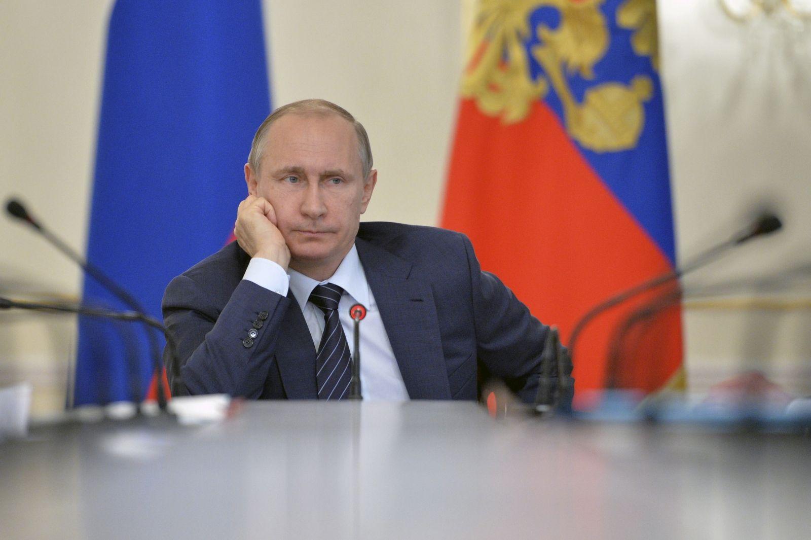 Navalny says Putin's daughter works for university
