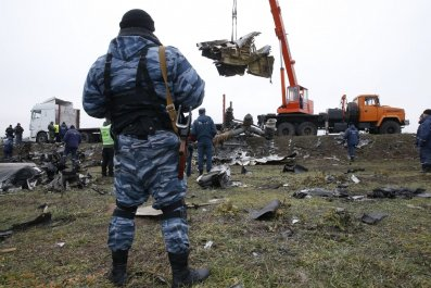 MH17 lawyer Russia