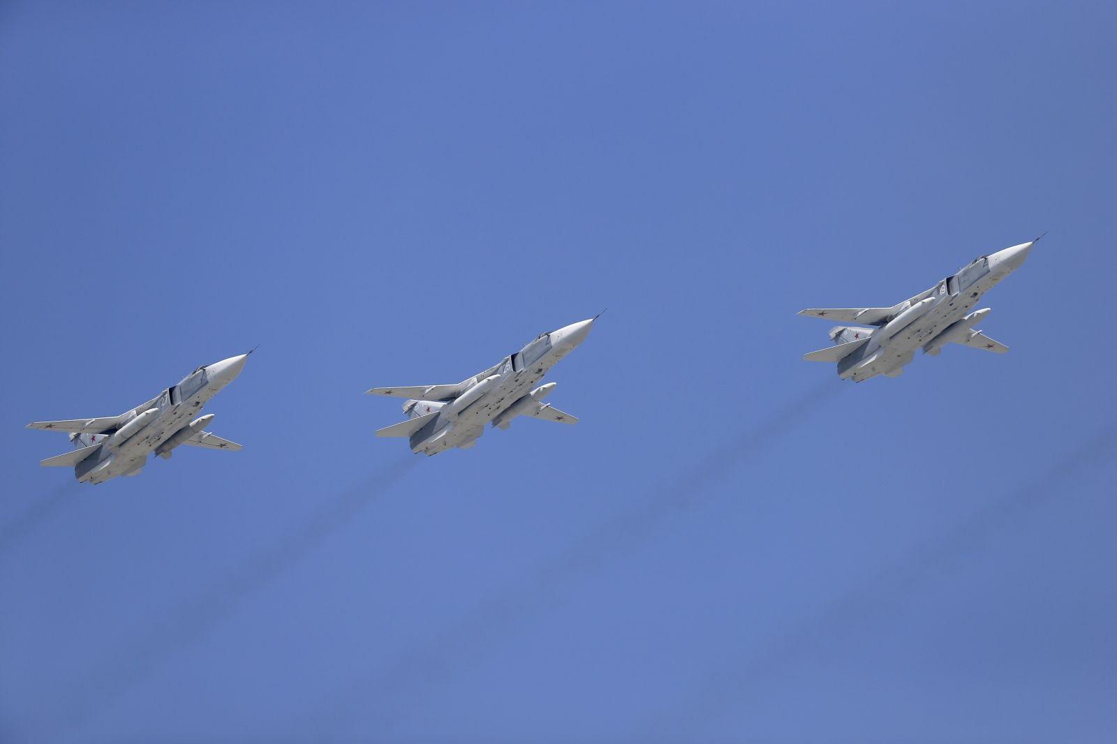Russia to send Tu-22M3 bombers