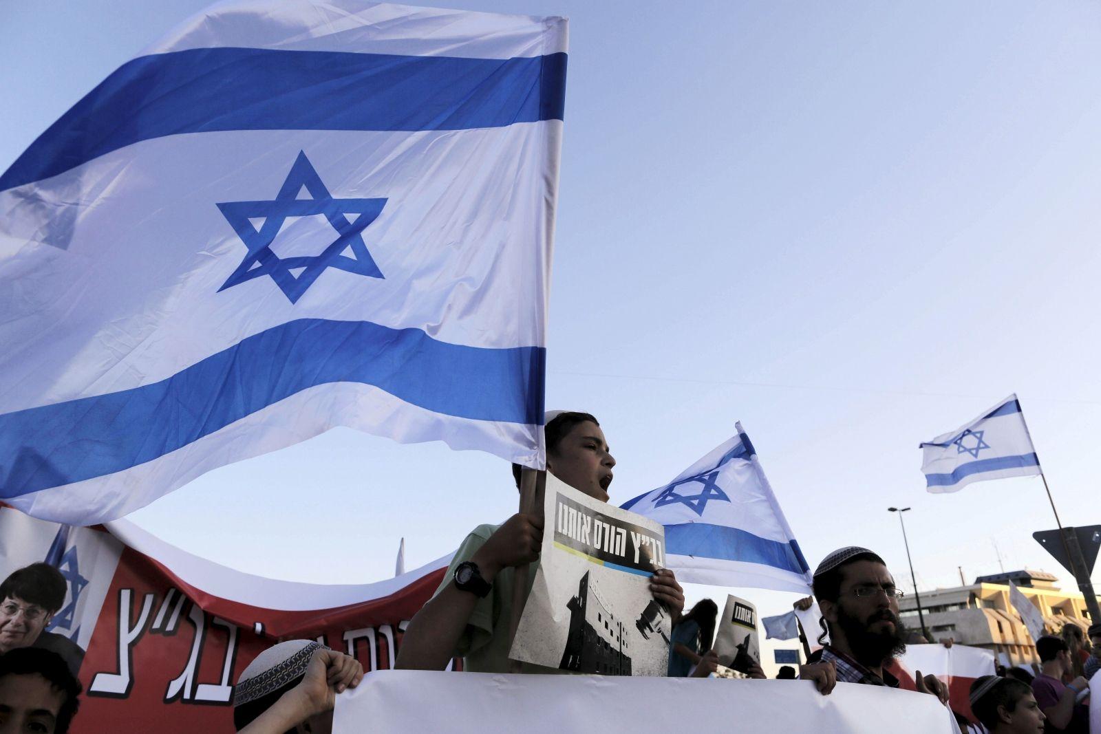 Israel West Bank Settlements