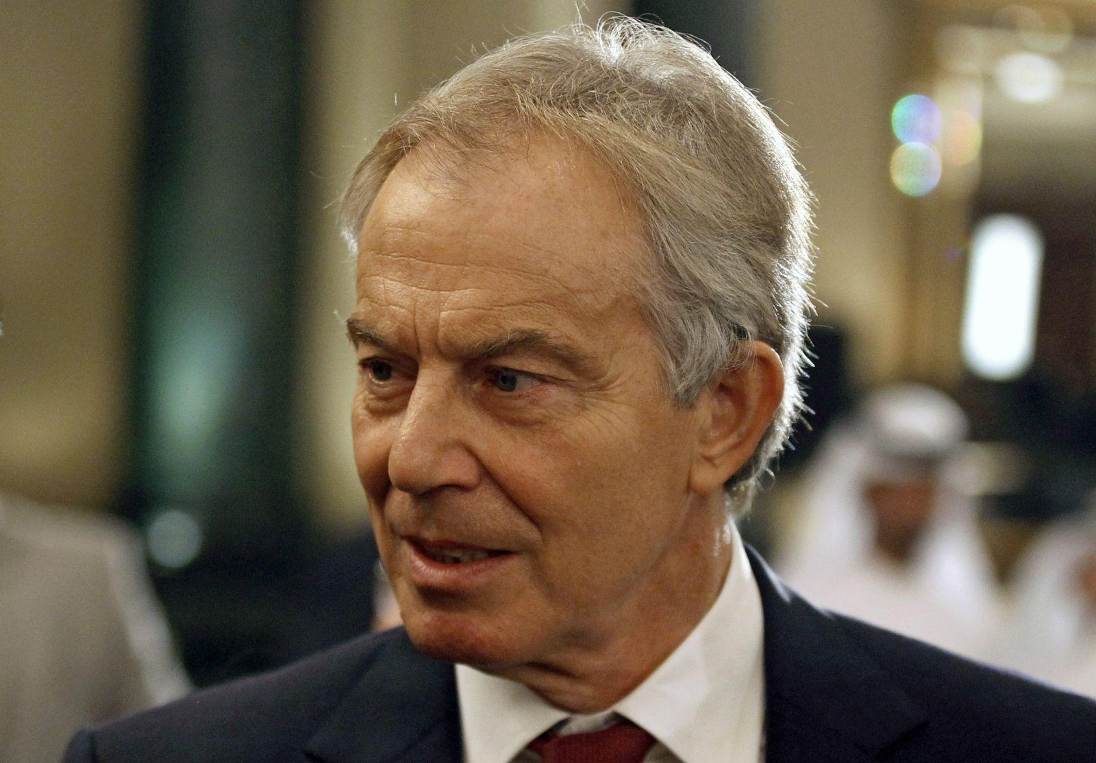 Tony Blair Corbyn Labour Leadership