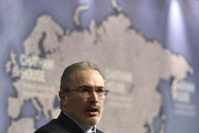 Khodorkovsky predicts end of Putin in 2019