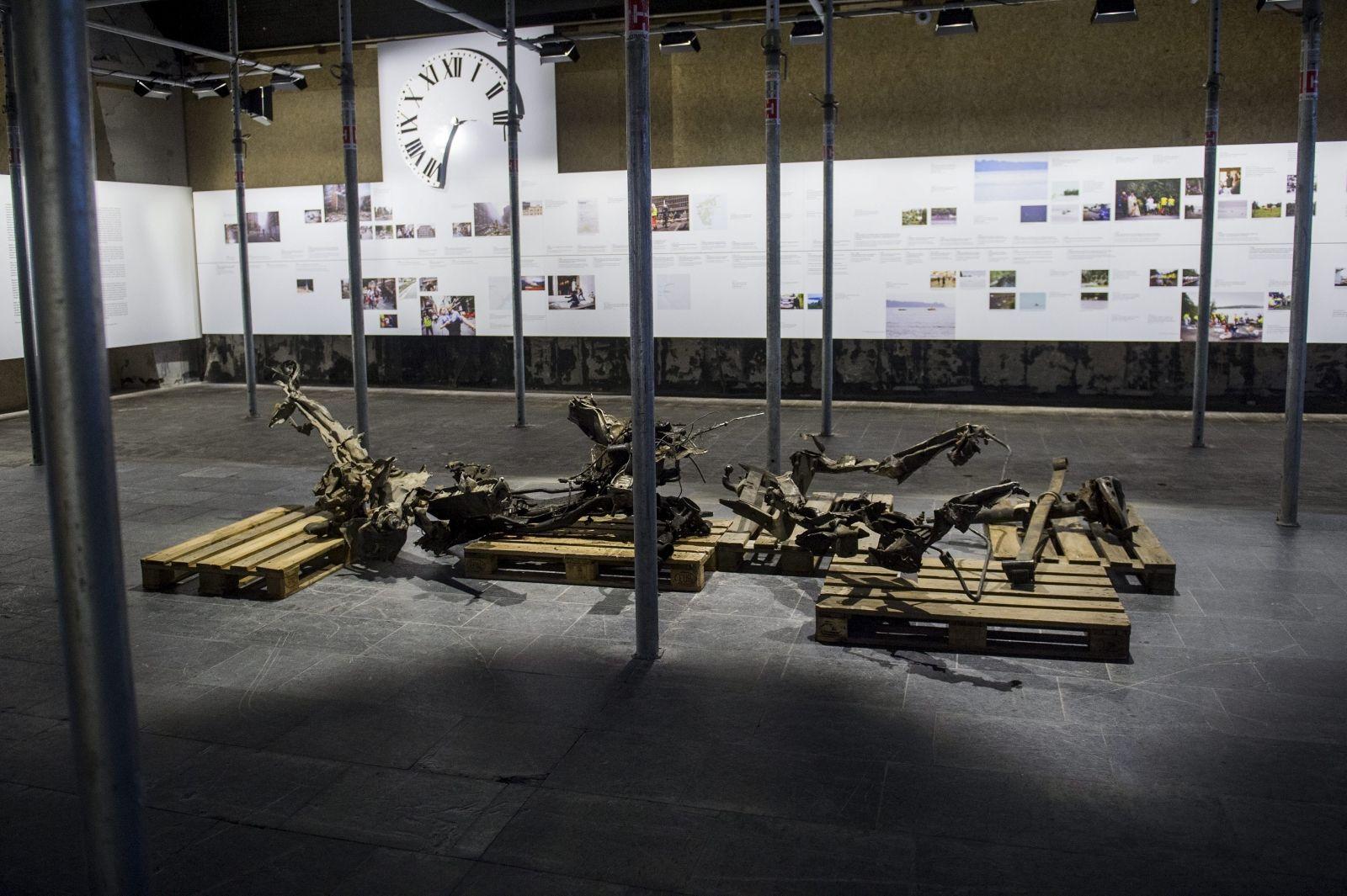 Anders Breivik Exhibition
