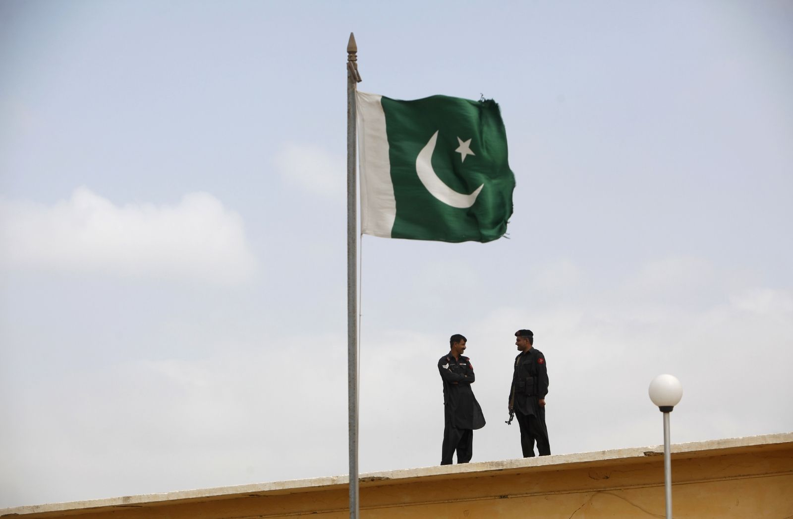 Missing 54 Pakistan prison