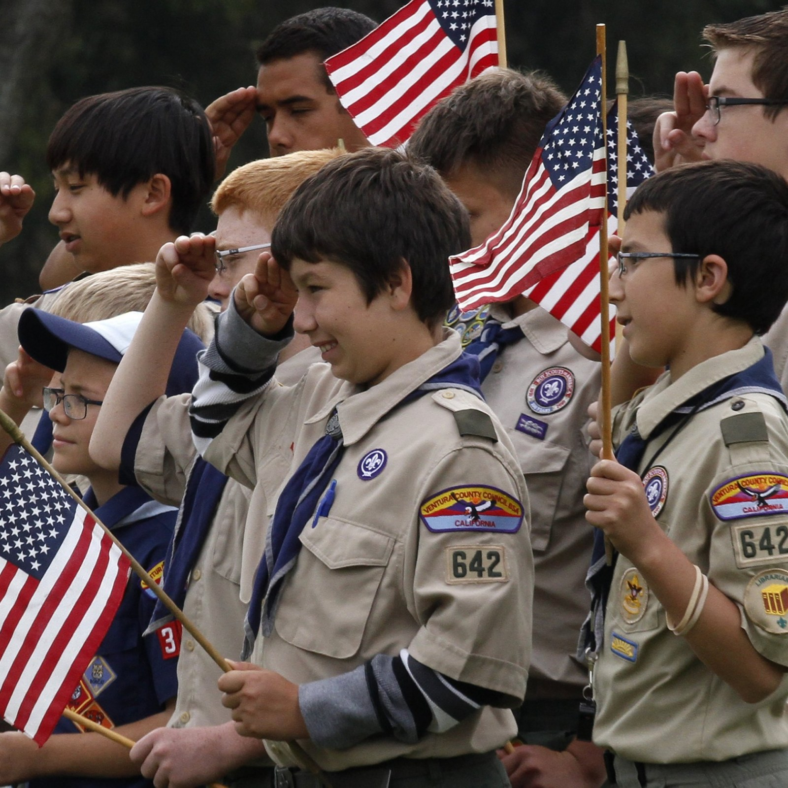 Why the Boy Scouts WIll Start Admitting Girls in 2018