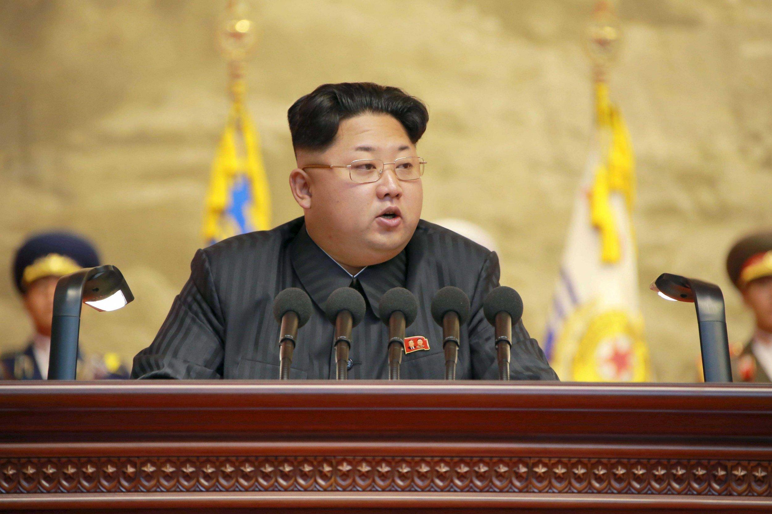 7-27-15 Kim Jong Un