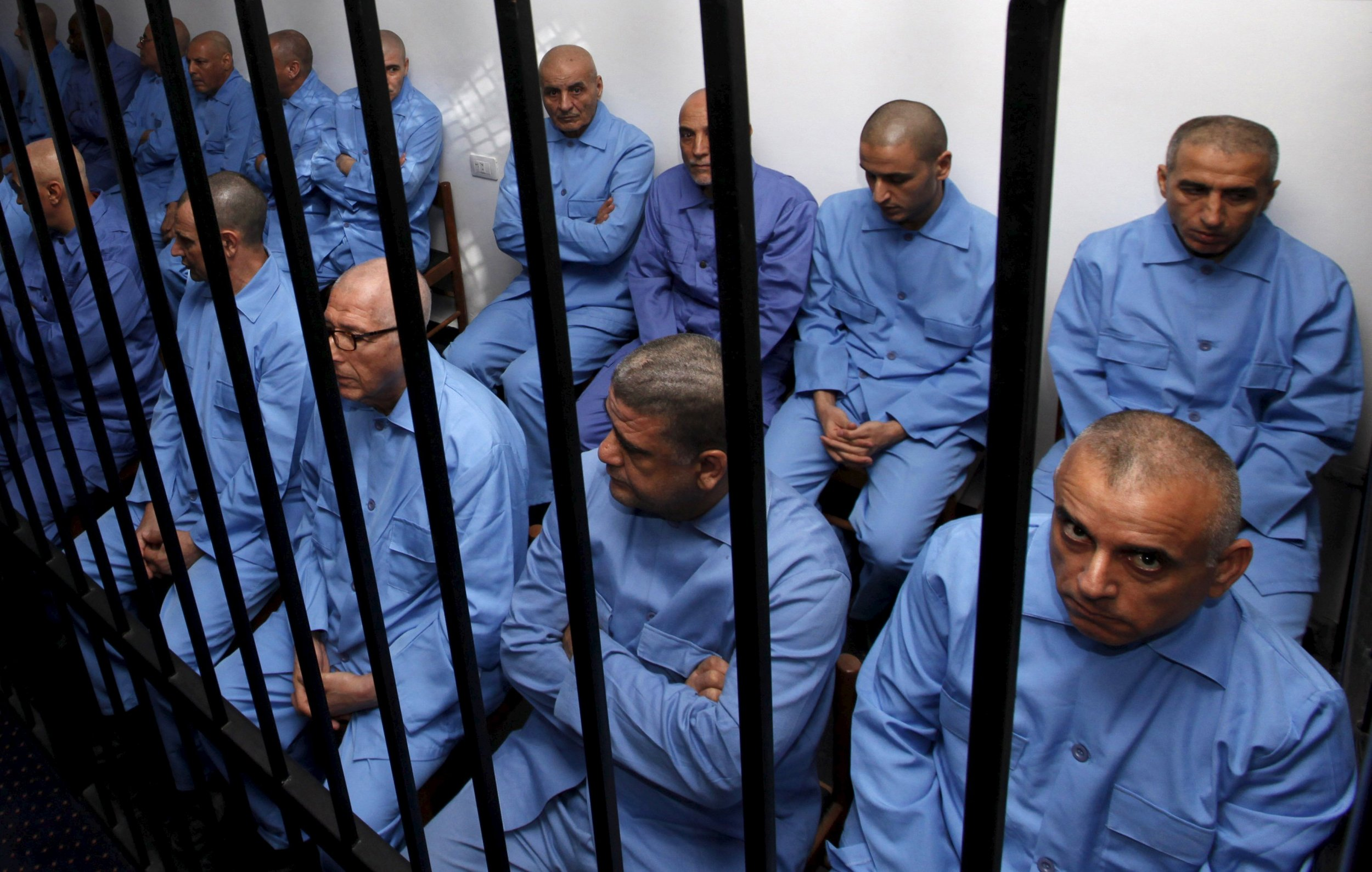 libya statement of gaddafi