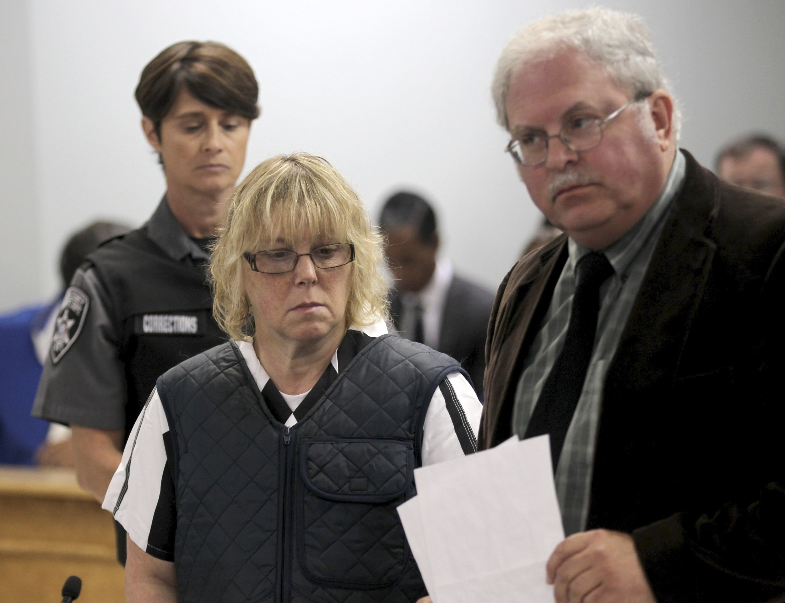 Joyce Mitchell Pleads Guilty to Promoting Prison Contraband to