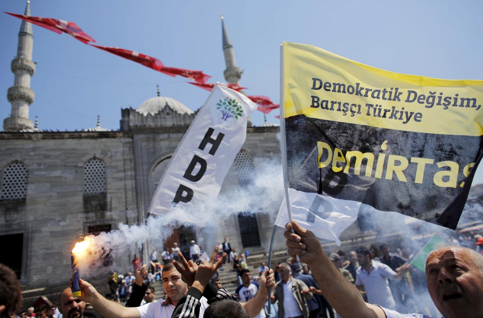 Turkey HDP Terrorism Case
