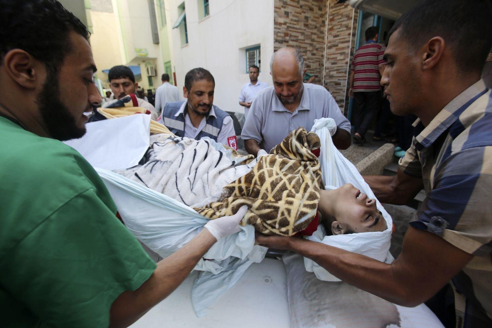 Israel Gaza Rafah Black Friday