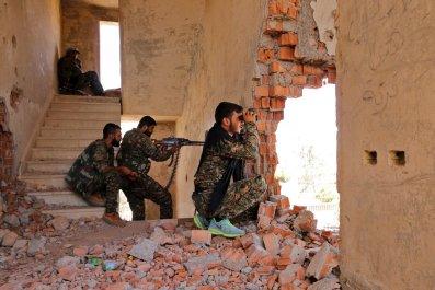 Syria Hasakah ISIS Islamic State Kurds