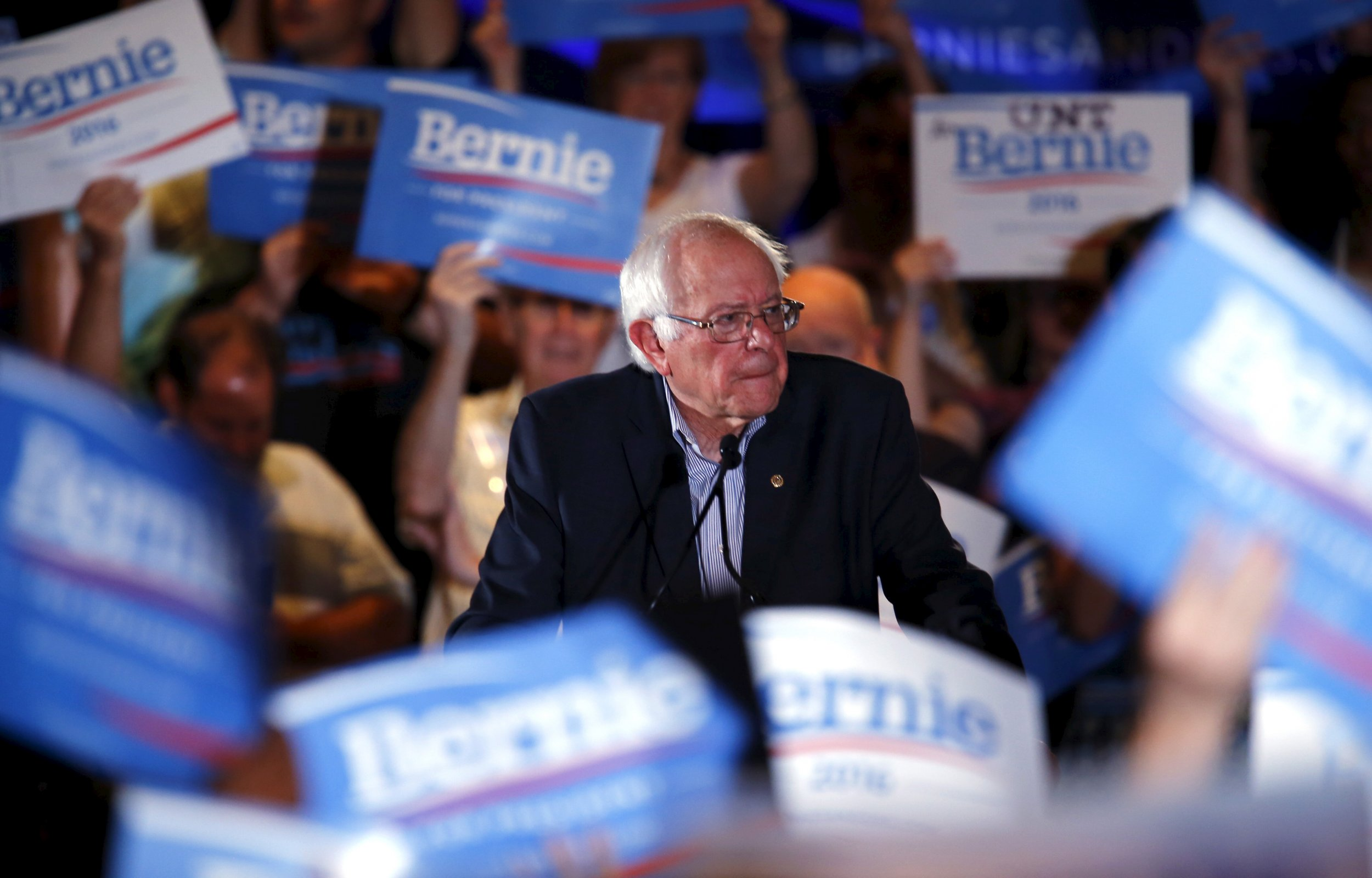 Bernie Sanders on Immigrants: Silly, Tribal and Economically Illiterate