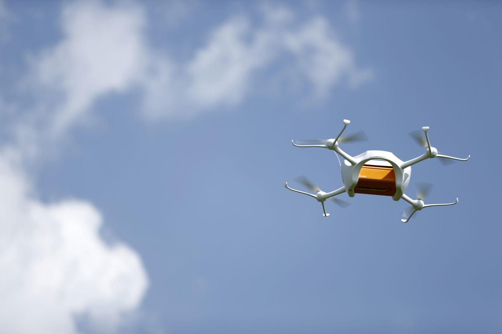 Swiss Post Drone