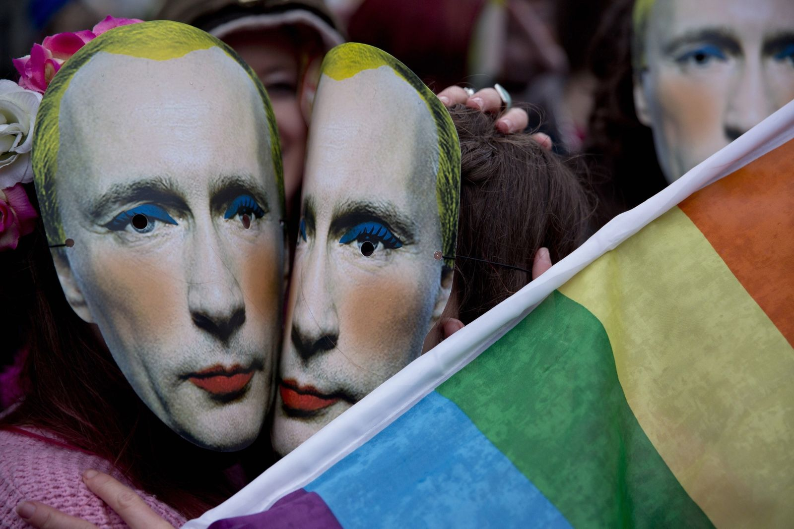 Gay Apple Emojis Investigated In Russia: Russia Could Ban 'Gay Emojis