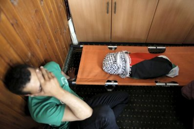 Hamas West Bank Duma Arson Attack