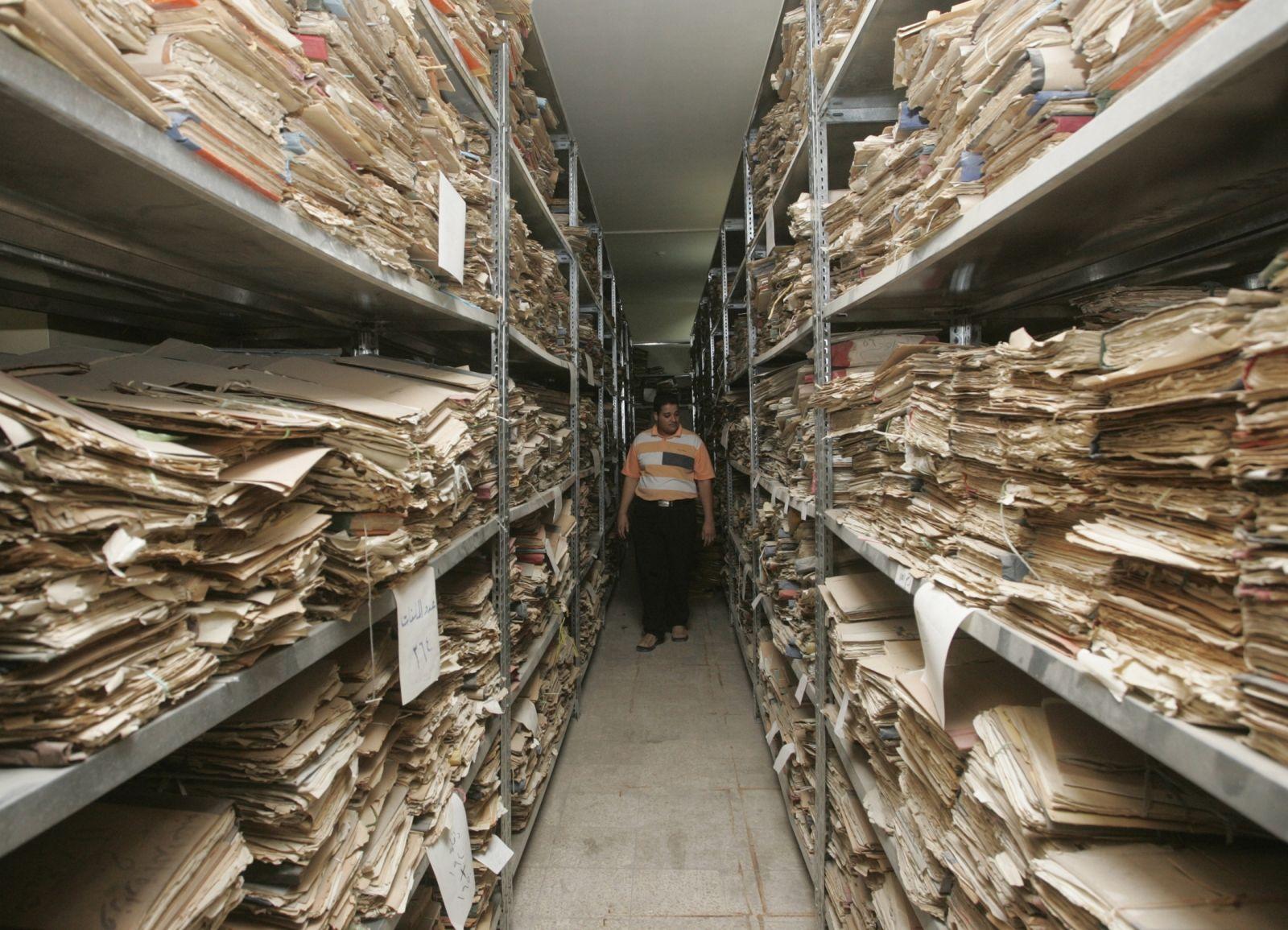 Iraq Library Digitized