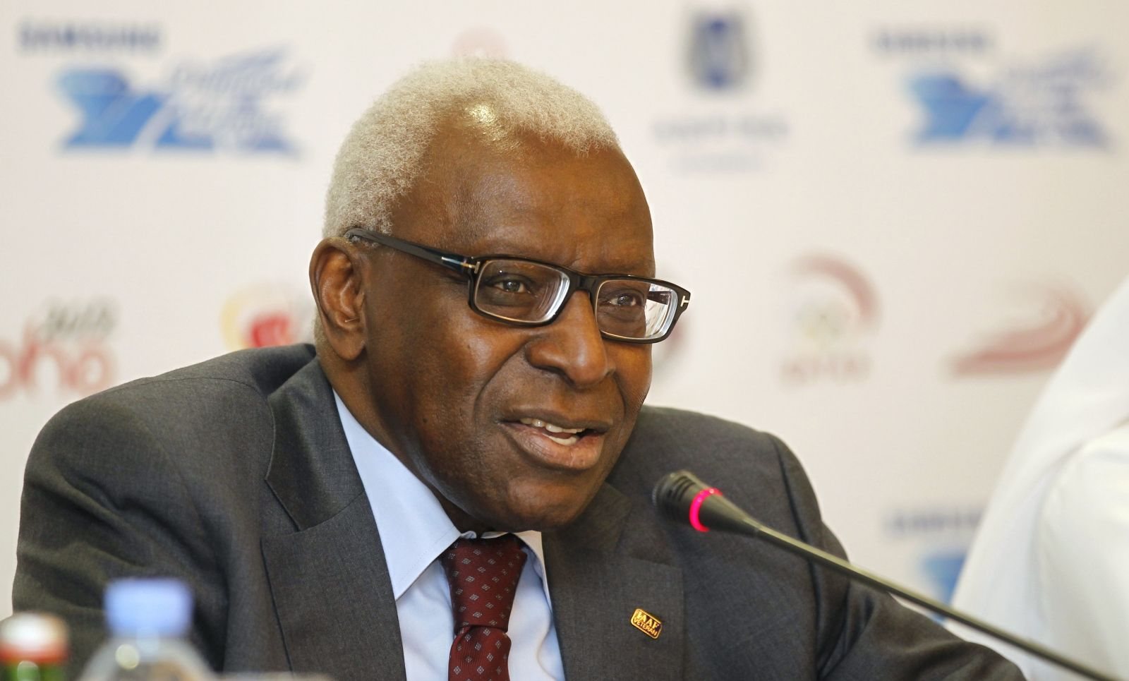 IAAF Rejects Blood Doping