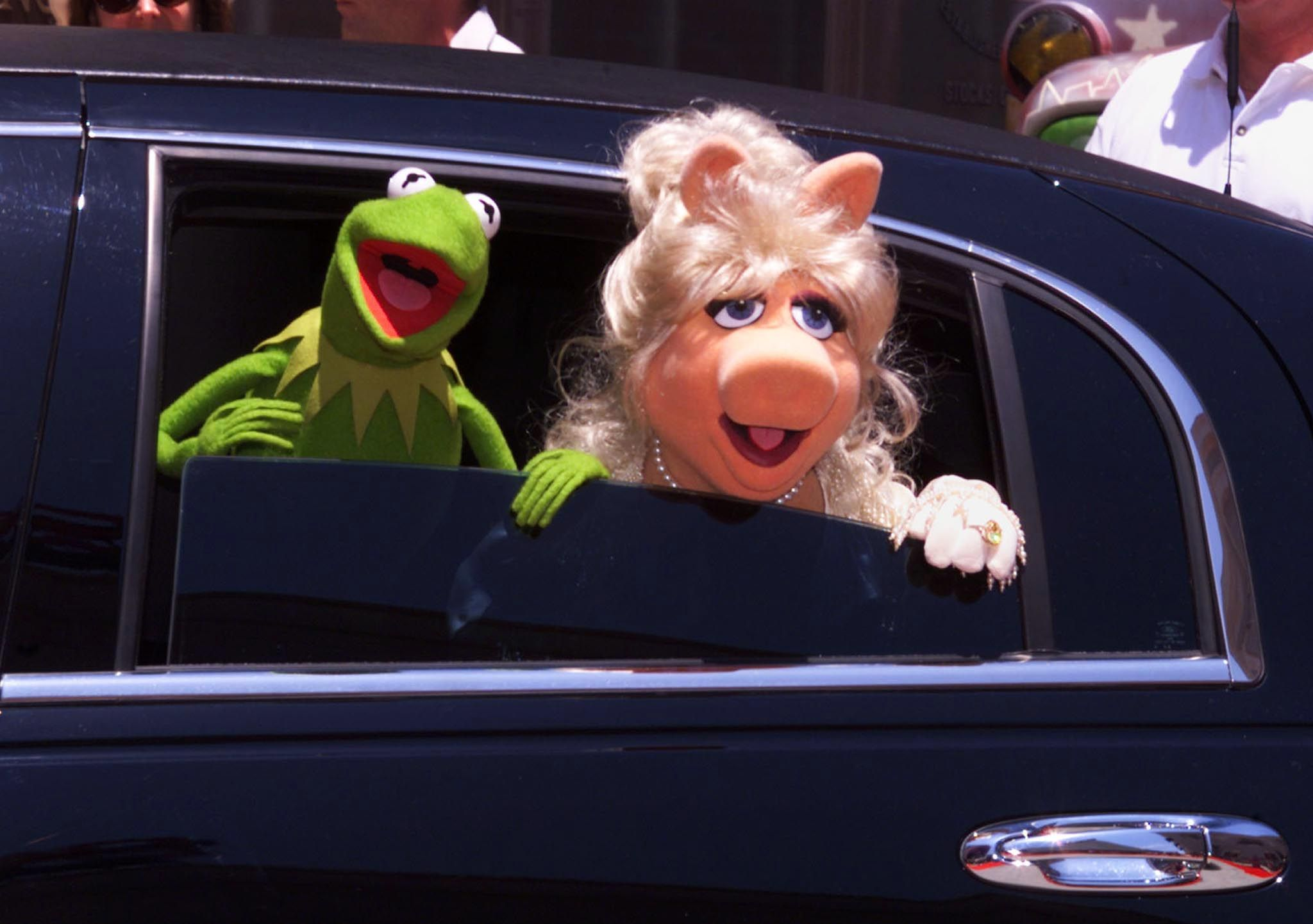 Piggy Kermit